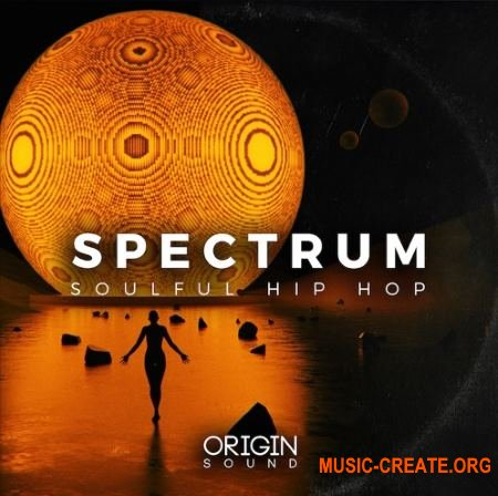 Origin Sound Spectrum (WAV MiDi) - сэмплы Hip Hop