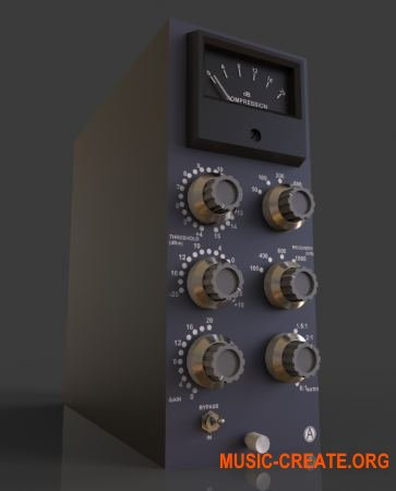 Analog Obsession Compressor Bundle WiN / OSX RETAiL (SYNTHiC4TE) - сборка плагинов компрессоров
