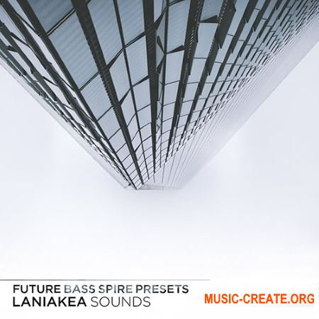 Laniakea Sounds Future Bass Spire Presets