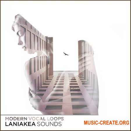 Laniakea Sounds Modern Vocal Loops (WAV) - вокальные сэмплы