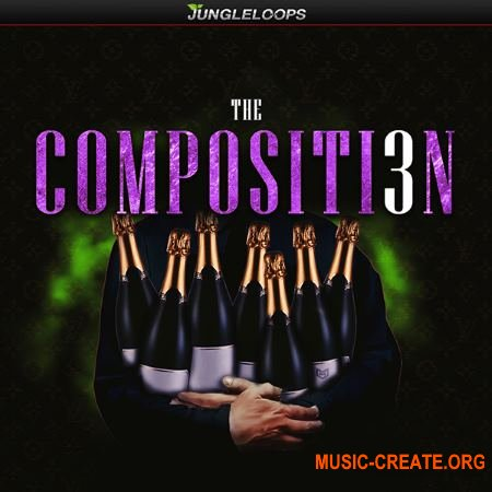 Jungle Loops The Composition 3 (WAV MiDi FL STUDiO) - сэмплы Hip Hop, Trap