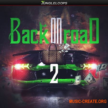 Jungle Loops Back On Road 2 (WAV MiDi) - сэмплы Trap