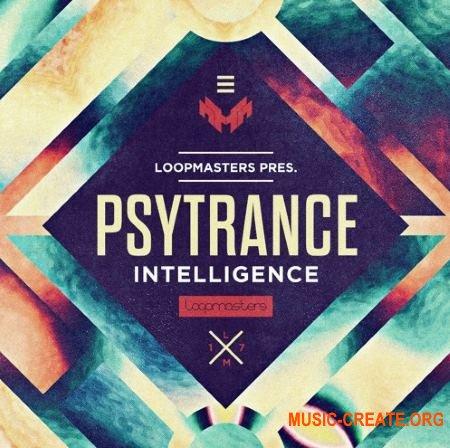 Loopmasters Psytrance Intelligence (Multiformat) - сэмплы Psytrance