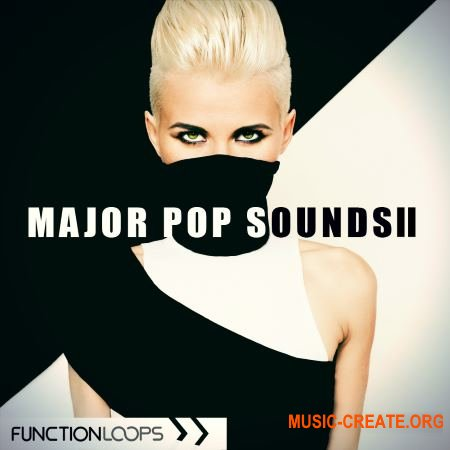 Function Loops Major Pop Sounds 2 (MULTiFORMAT) - сэмплы Pop