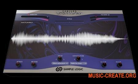 Sample Logic Trailer Xpressions (KONTAKT) - кинематографическая библиотека