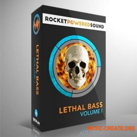 Rocket  Powered Sound Lethal Bass Vol. 1 (XFer Serum presets)