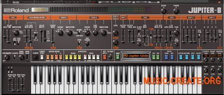Roland VS JUPITER-8 v1.0.4 (Team R2R) - синтезатор