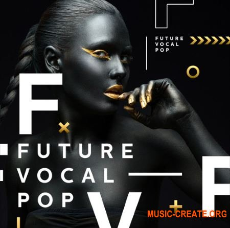 Diginoiz Future Vocal Pop (WAV MiDi SYLENTH1 SPiRE SERUM) - вокальные сэмплы