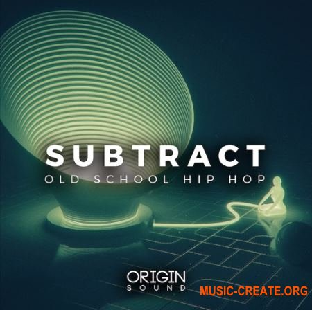 Origin Sound Subtract (WAV MiDi) - сэмплы Hip Hop, Rap