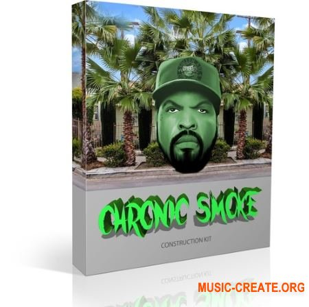 Scarebeatz Chronic Smoke (WAV) - сэмплы West Coast, Hip Hop