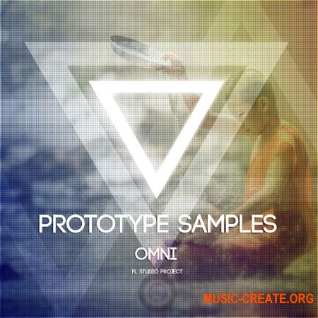 Prototype Samples Omni: FL Studio Project (WAV MIDI Sylenth1 Spire Nexus) - сэмплы EDM