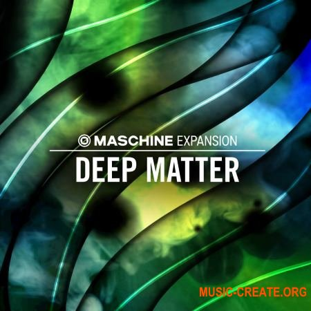 Native Instruments Deep Matter Maschine Expansion WIN OSX - расширение для Maschine