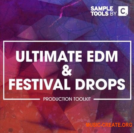 Cr2 Records Ultimate EDM and Festival Drops (WAV MiDi SYLENTH1) - сэмплы EDM
