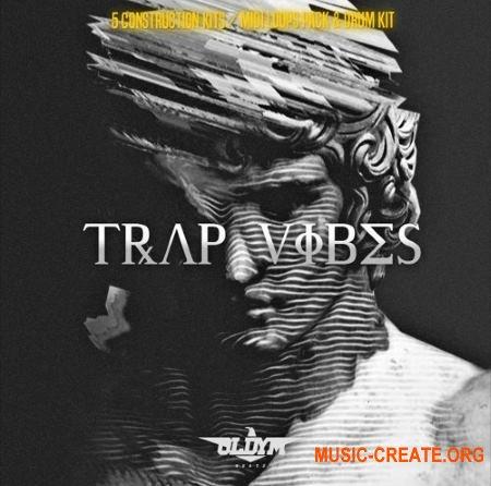 OldyM Beatz Trap Vibes (WAV MiDi SYLENTH1) - сэмплы Trap