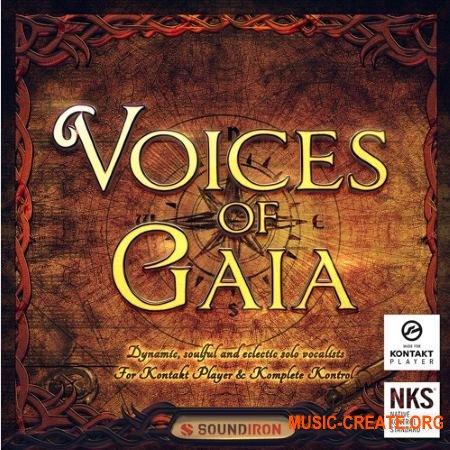 Soundiron Voices Of Gaia (KONTAKT) - вокальная библиотека