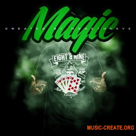 Moneymvkvz MAGIC Kit (WAV) - сэмплы Hip Hop, Trap, RnB