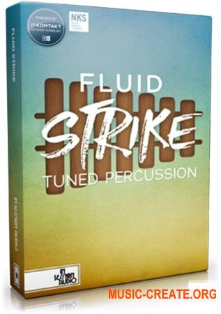 In Session Audio Fluid Strike Tuned Percussion (KONTAKT) - библиотека перкуссии