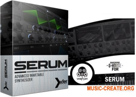 Vandalism Shocking G-House For Serum (Serum presets)