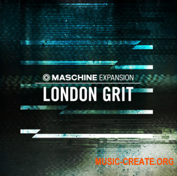 Native Instruments London Grit (Maschine Expansion)