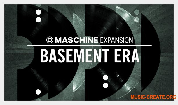 Native Instruments- Basement Era