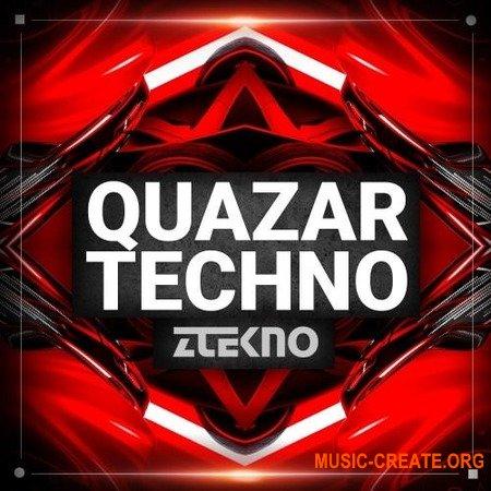 ZTEKNO Quazar TECHNO (WAV MiDi AiFF) - сэмплы Techno
