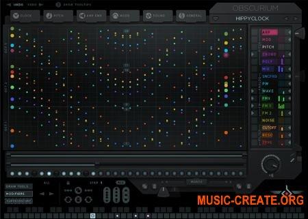 Sugar Bytes Obscurium v1.0.5 WIN OSX (Team R2R) - синтезатор