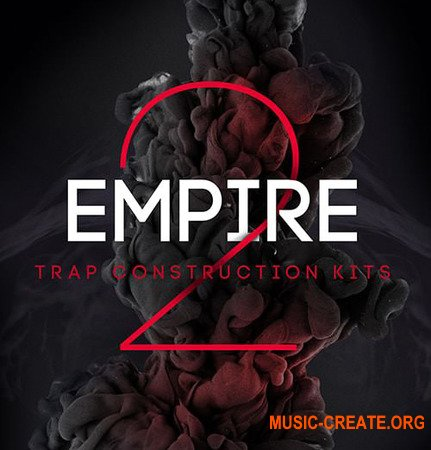 Big Fish Audio Empire 2 Trap Construction Kits