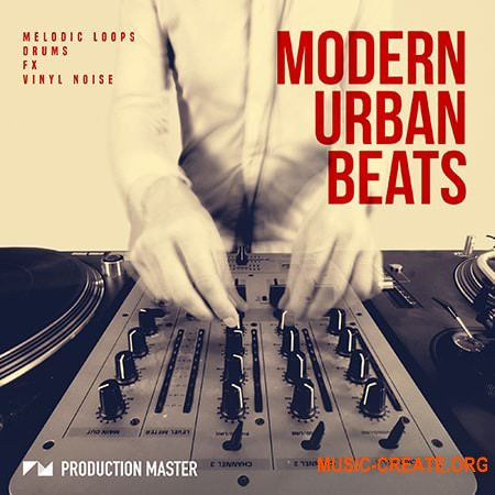 Production Master Modern Urban Beats