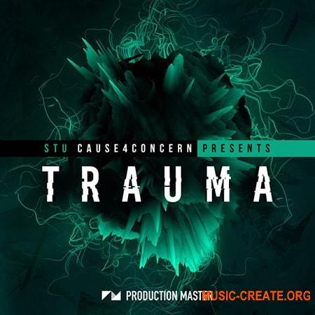 Production Master Stu Cause4Concern Trauma (WAV SERUM) - сэмплы Drum & Bass