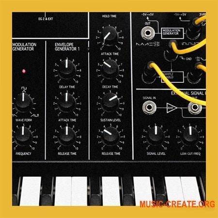 Soul Surplus Synth Pack Vol. 1 (WAV) - сэмплы синтезаторов