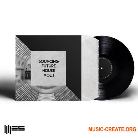 Engineering Samples Bouncing Future House Vol.1 (WAV MiDi MASSIVE SYLENTH1) - сэмплы Future House, House