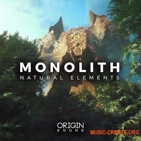 Origin Sound Monolith (WAV MiDi) - сэмплы  Ambient, Chillout, Downtempo