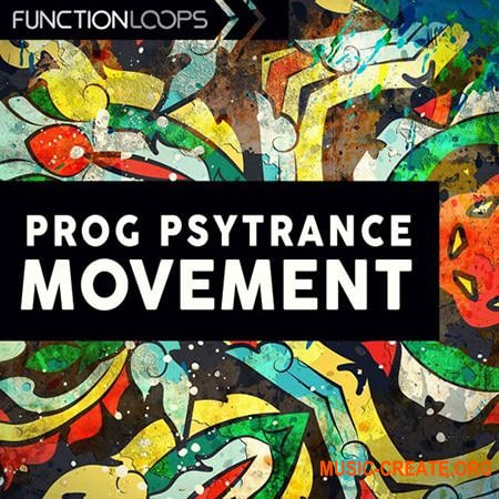 Function Loops Progressive Psytrance Movement