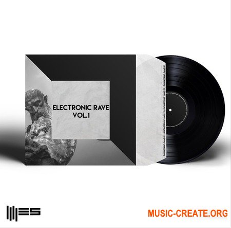 Engineering Samples Electronic Rave Vol.1 (WAV MiDi SYLENTH1) - сэмплы Electronica