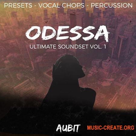 Aubit ODESSA Vol 1 (WAV SERUM) - сэмплы вокала, Future Bass