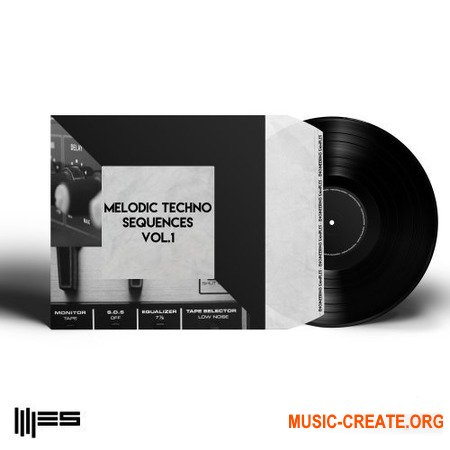Engineering Samples Melodic Techno Sequences Vol.1