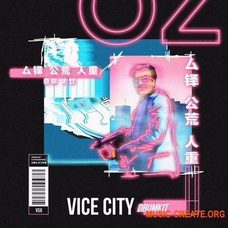 OZ - Vice City Kit (WAV) - сэмплы ударных