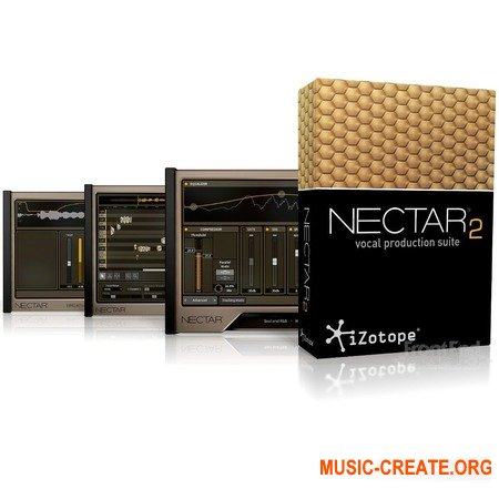 iZotope Nectar Production Suite 2 v2.04a