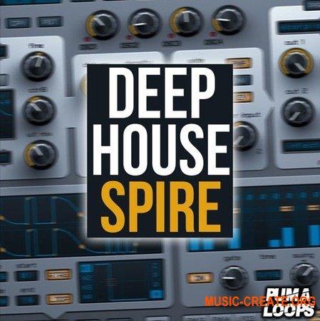 Puma Loops Deep House Spire (WAV MiDi SPiRE) - сэмплы Deep House, House