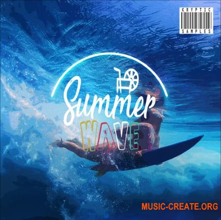 Kryptic Samples Summer Wave (WAV MiDi) - сэмплы Tropical House