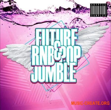 Kryptic Samples Future RnB And Pop Jumble (WAV MiDi) - сэмплы Future RnB & Pop