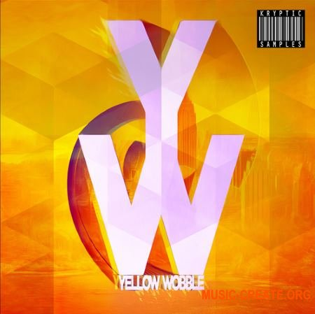 Kryptic Samples Yellow Wobble (WAV MiDi) - сэмплы Trap