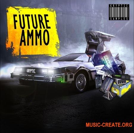 Kryptic Samples Future Ammo (WAV MiDi) - сэмплы Trap, Urban
