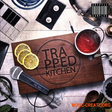 Kryptic Samples Trapped Kitchen (WAV) - сэмплы Trap