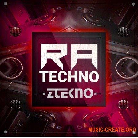 ZTEKNO RA Techno (WAV AiFF Massive Synthmaster) - сэмплы Techno