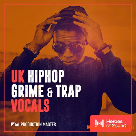 Production Master UK Hip Hop Grime And Trap Vocals