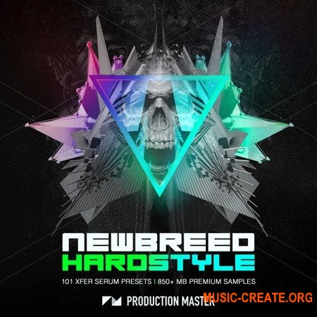 Production Master Newbreed Hardstyle