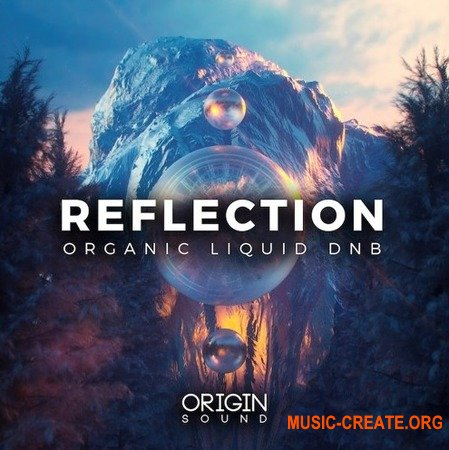 Origin Sound Reflection Organic Liquid DNB