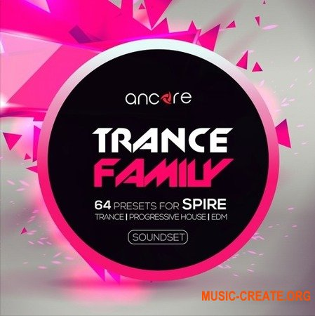 Ancore Sounds Trance Family Vol 3