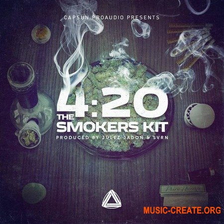 Capsun ProAudio 4:20 The Smokers Kit Vol.1